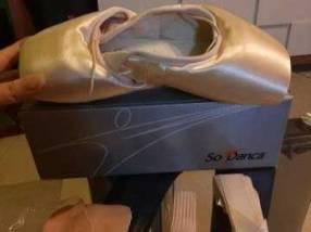 Zapatillas de punta para ballet