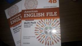 Libros American English File 4B