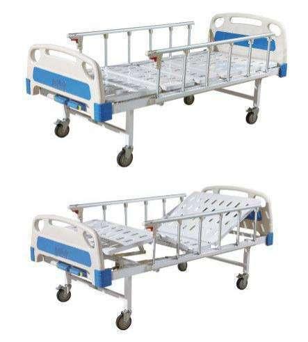 Cama hospitalaria de 2 y 3 movimientos manuales - 0