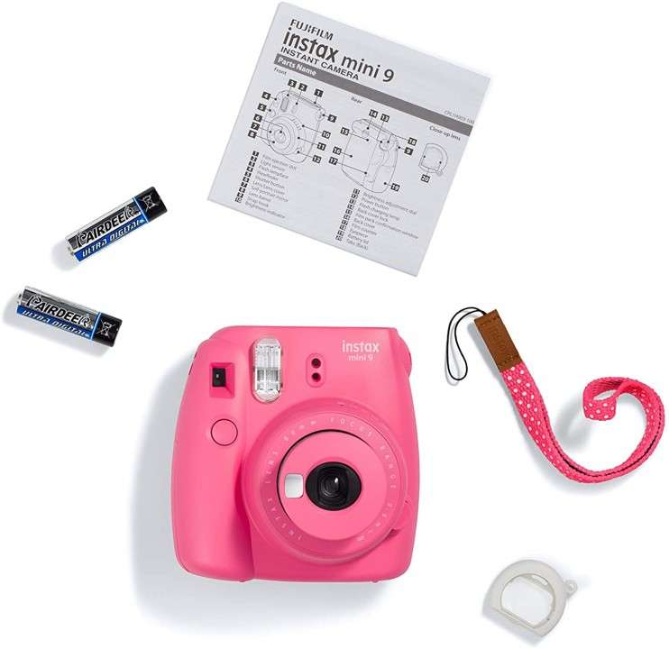 Cámara Fujifilm Instax Mini 9 - 4