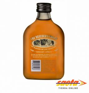 Whisky The Breeder's Choice petaca 195 ml