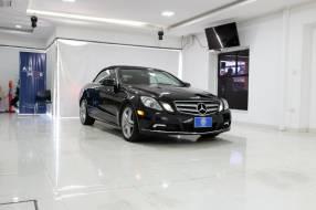 Mercedes Benz E350 cabrio 2011 motor 3.5L naftero automático