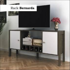 Rack Bernarda para TV de 50 pulgadas Altezza
