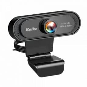 Cámara web Kolke 1080P full hd usb 2.0 KEC-486