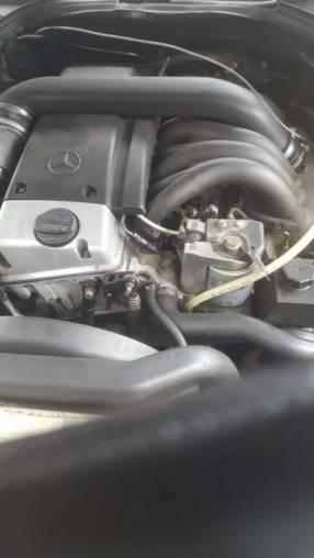 Mercedes Benz C250 1997