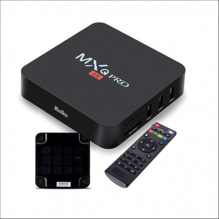 Smart tv Box Kolke KVV-282 2G16G MQXPRO 4K - 0