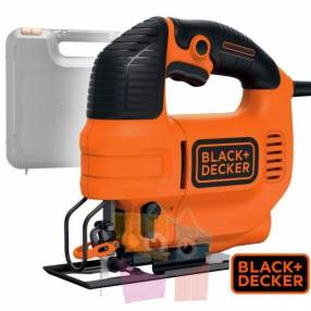 Sierra caladora 450W con maletín Black+Decker KS701P