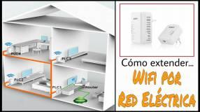 Conector de red por línea eléctrica más wifi AV-600 TL-WPA42