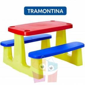 Mesa Infantil de Picnic Tramontina