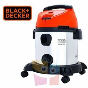 Aspiradora y sopladora de polvo y agua 1600 W 20 litros Black+Decker