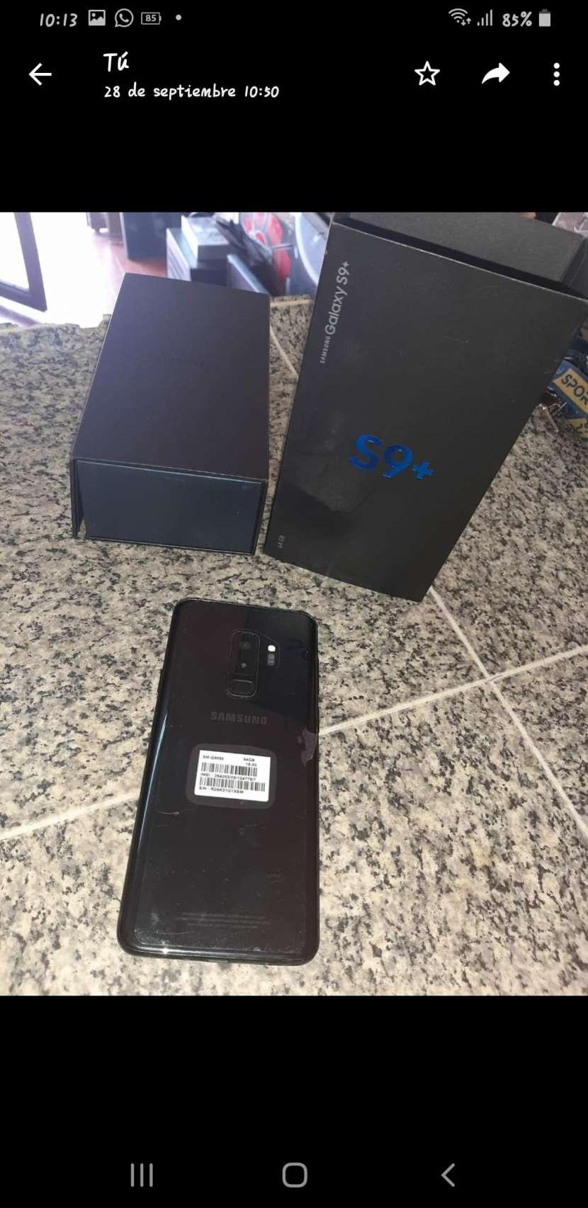 Samsung Galaxy S9 Plus - 3