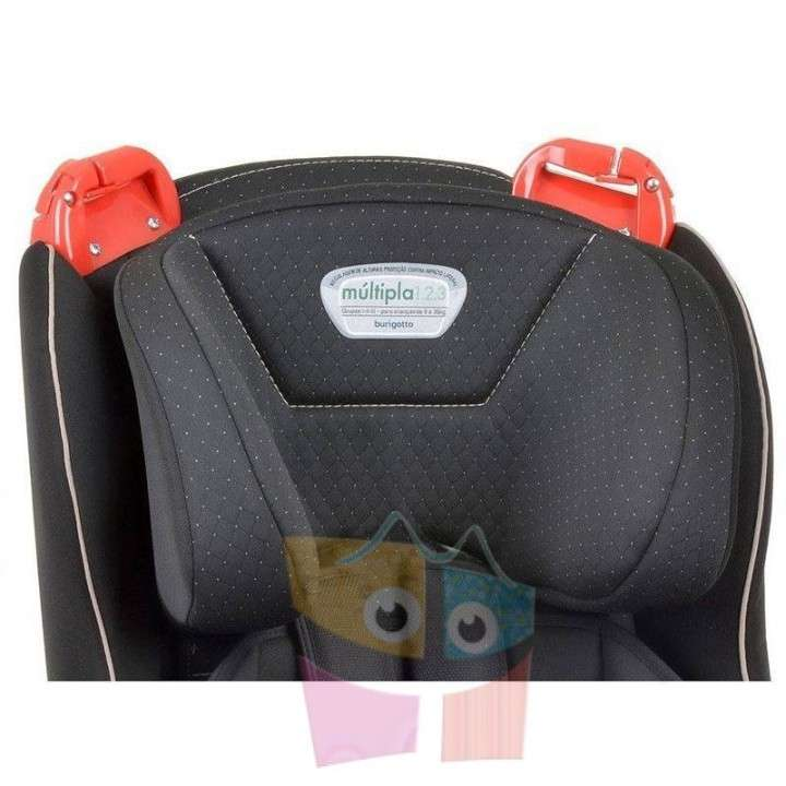 Asiento para autos para bebés y niños Burigotto Multipla Dot beige - 2
