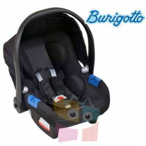 Baby Seat Burigotto Touring X negro