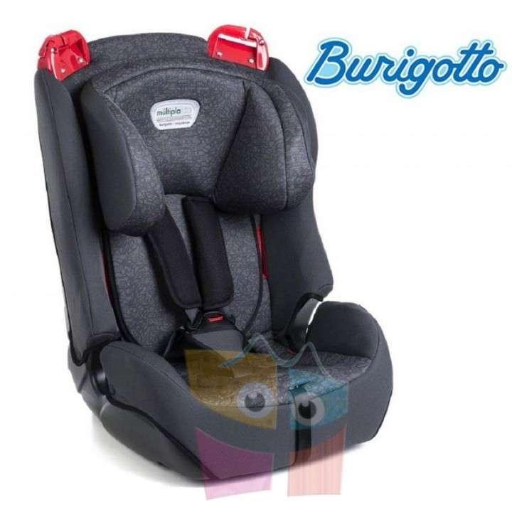 Asiento para autos para bebés y niños Burigotto Multipla California - 0