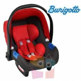 Baby seat Burigotto Touring X CZ rojo
