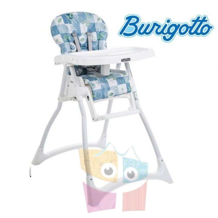 Sillita de alimentación Burigotto Merenda Peixinho azul - 0