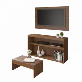 Panel para TV de hasta 50 pulgadas rack y mesa centro