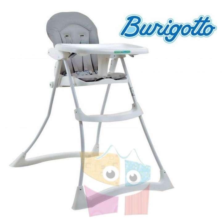 Sillita de alimentación Burigotto Bon Appetit XL Ice - 0