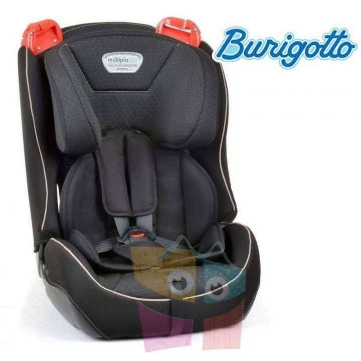 Asiento para autos para bebés y niños Burigotto Multipla Dot beige - 0