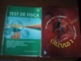 Libros para ingreso