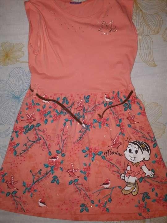Vestido de algodón - 0