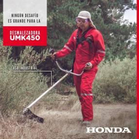 Desmalezadora Honda UMK 450T 2 HP 4 tiempos