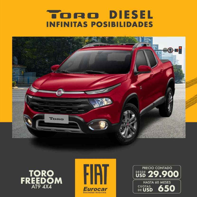 Fiat Toro - 0