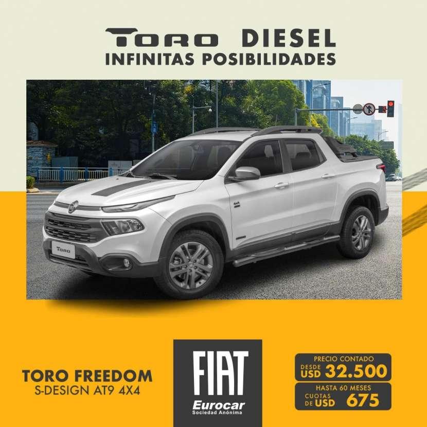 Fiat Toro - 1