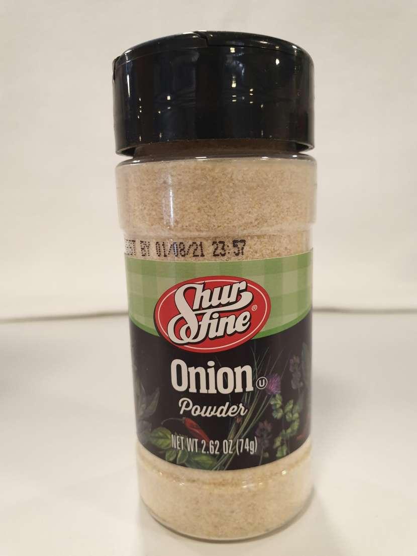 Cebolla en Polvo - Onion Powder - 1