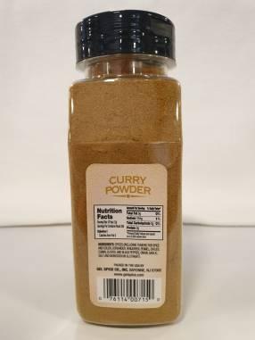 Curry en Polvo - Curry Powder