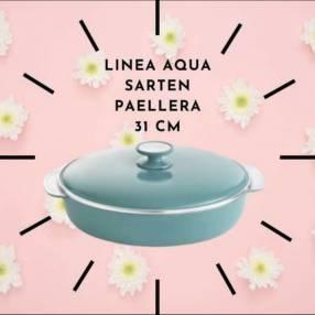 Paellera 31 cm Essen Aqua