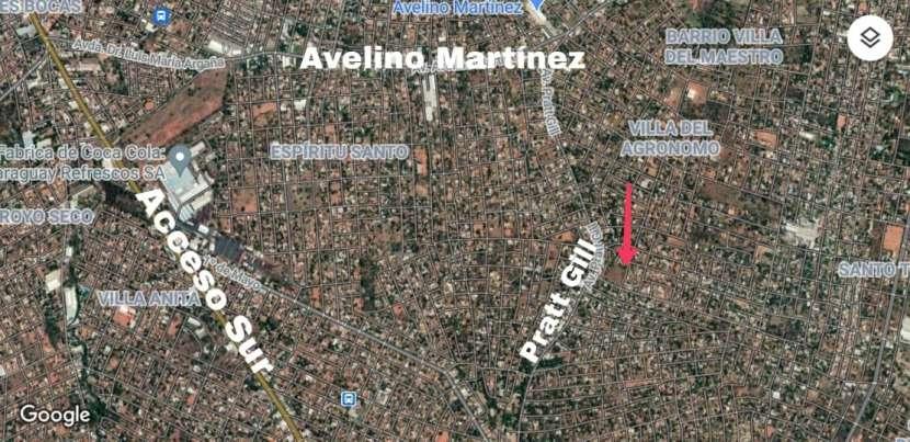 Terreno de 2.347 m2 en San Lorenzo Barcequillo - 6