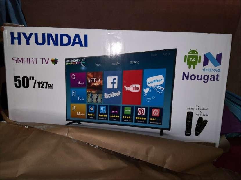 Smart TV Hyundai de 50 pulgadas - 0