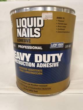 Adhesivo para Construcciones