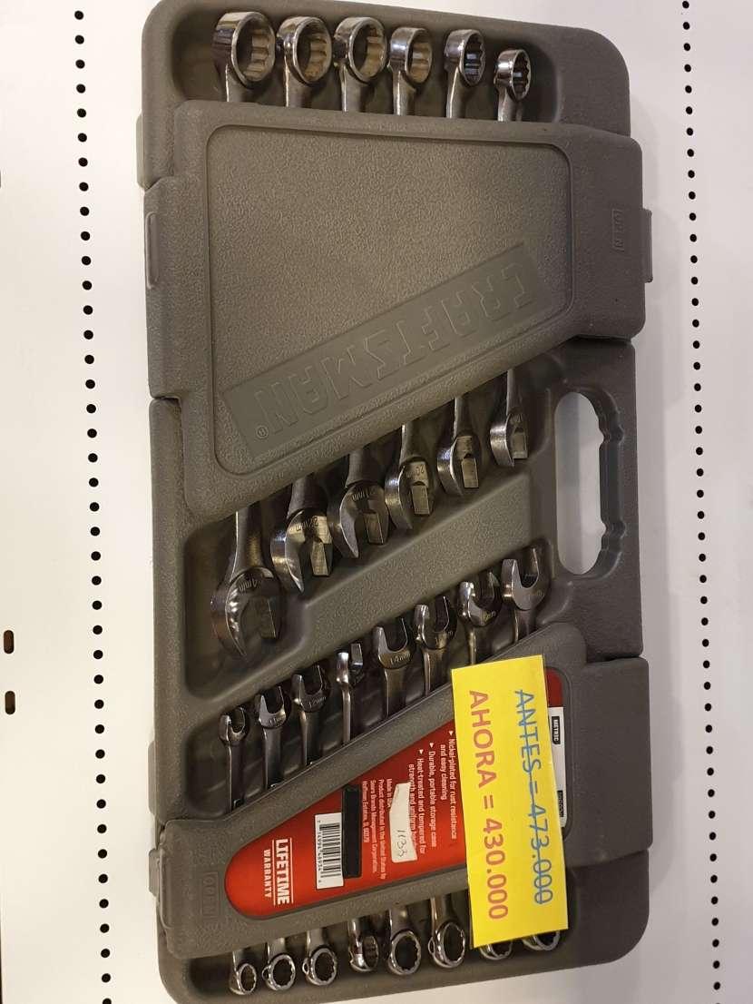 Set de Llaves Combinadas Craftsman - 1