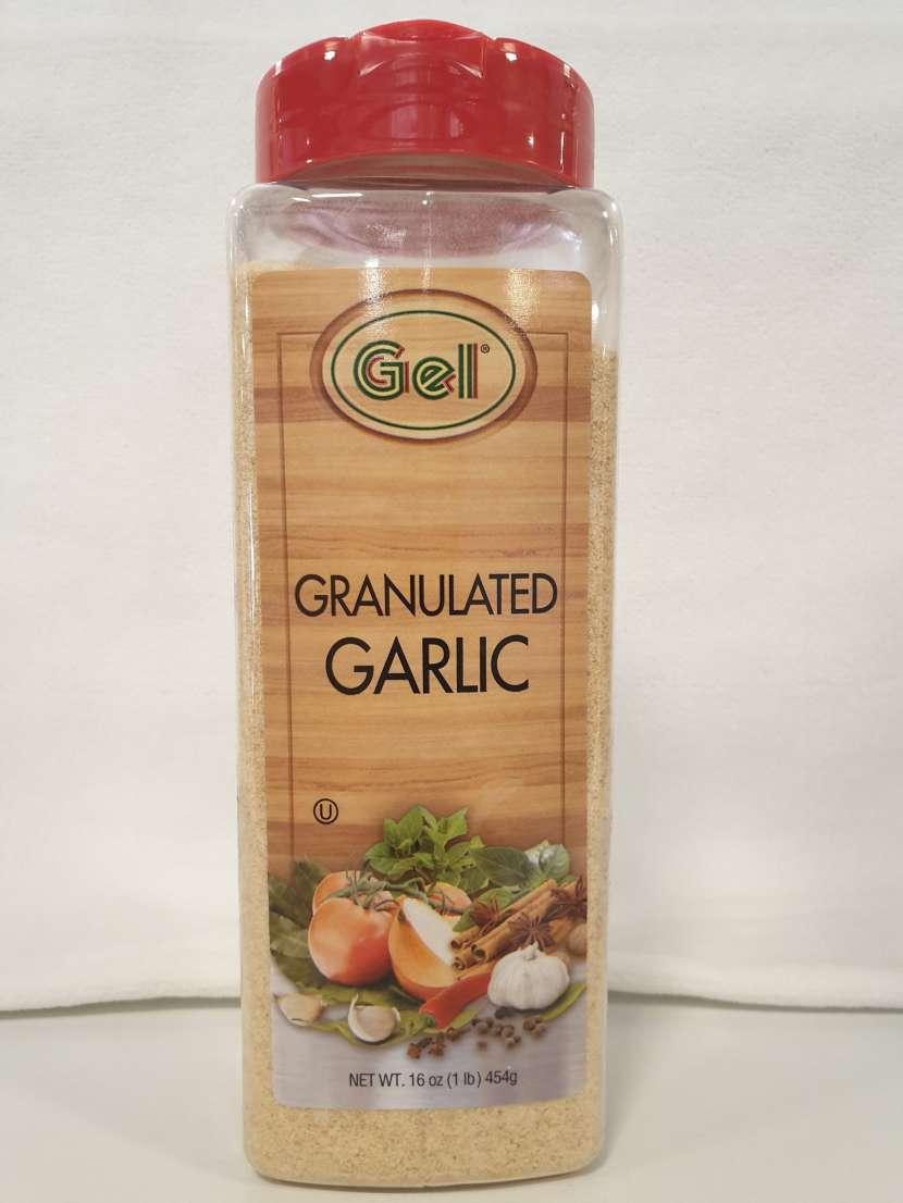 Ajo Granulado - Granulated Garlic - 1