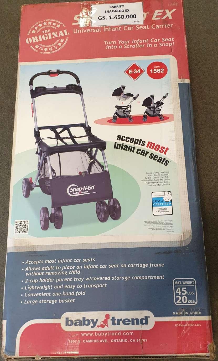 Carrito para silla para bebé - 0