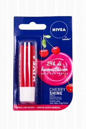 Nivea - Cherry Shine - Protector Labial