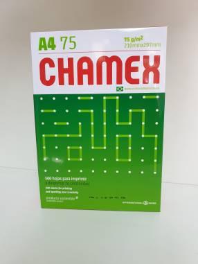 Resma de Hojas A4 Chamex