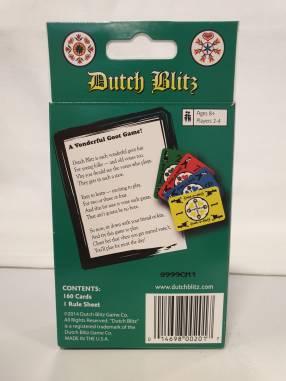 Dutch Blitz - Juego de Mesa