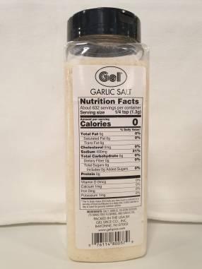 Sal con Ajo - Garlic Salt