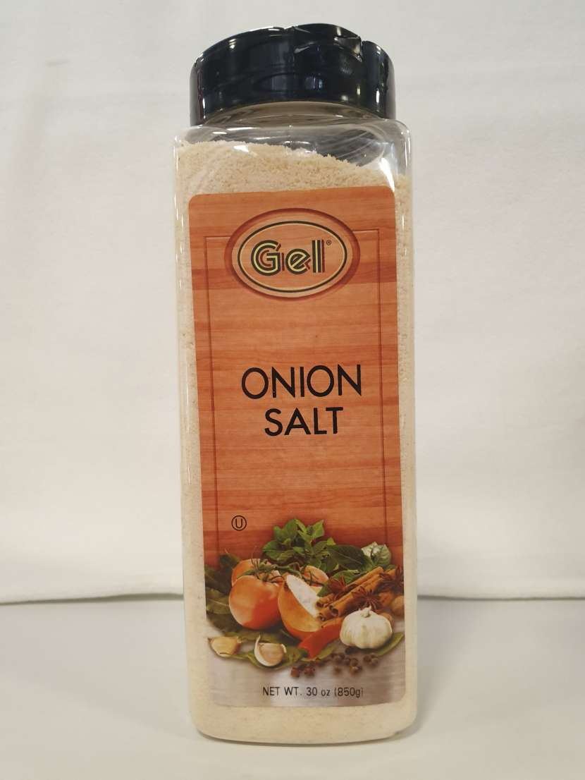 Sal de cebolla Onion Salt - 1