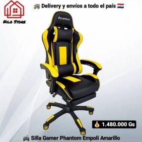 Silla gamer Phantom Empoli