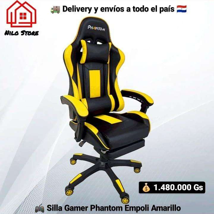 Silla gamer Phantom Empoli - 0