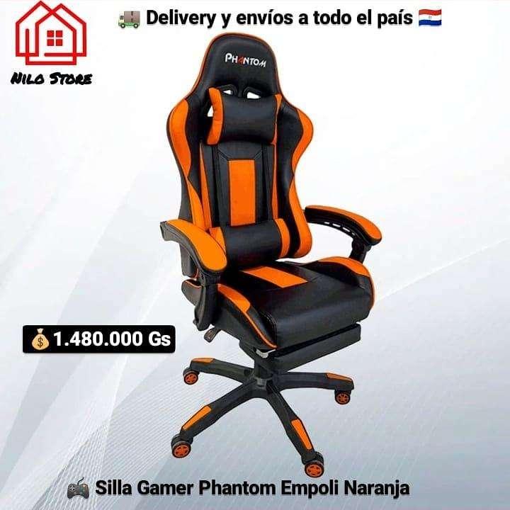 Silla gamer Phantom Empoli - 1