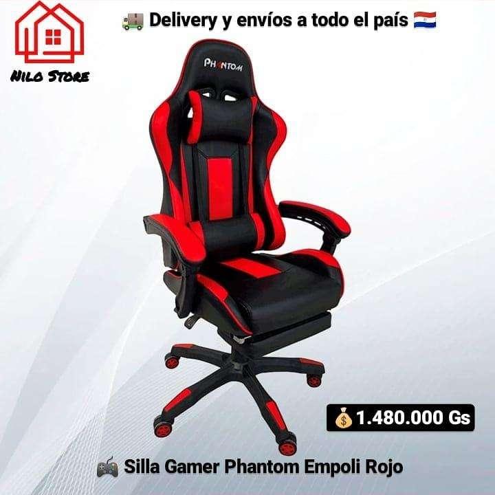 Silla gamer Phantom Empoli - 2