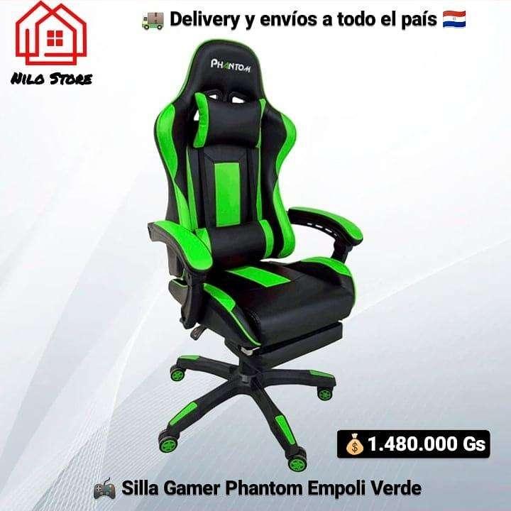 Silla gamer Phantom Empoli - 4