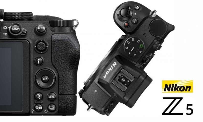 Cámara Nikon Z5 Cuerpo - 0