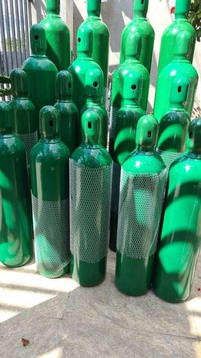 Alquiler de tubo de oxígeno equipo completo - 0