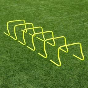 Vallas de entrenamiento de 30 cm
